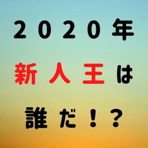 2020年新人王は誰だ?候補をピックアップ