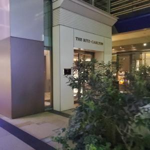 コロナ禍のリッツ・カールトン東京に宿泊してきました♪vol.1