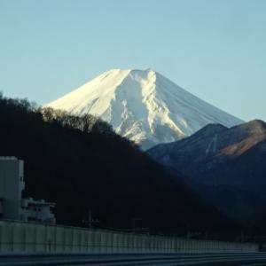 2019年〆登山は1泊2日山梨遠征①・・・鳥ノ胸山