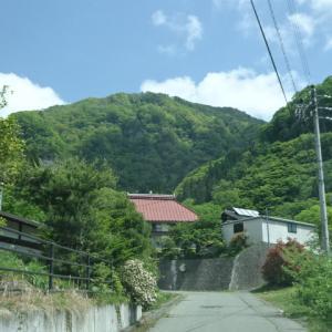 信州百名山 北信中条村(旧)の虫倉山