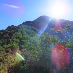 甲信越百名山ラスボス~急登の連続 朳差岳②