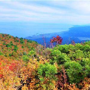 秋を探しに糸魚川市へ・・・三百名山の青海黒姫山②ファイナル