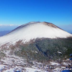 ガトーショコラを観に行こう~毎冬恒例の黒斑山①