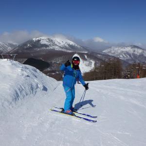 T遠さん&M山さんと4年振りのスキー