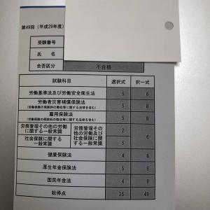 社労士試験勉強 4年目 ~その後~