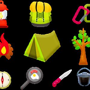 【デイキャンプ】『薪割り、火起こし』の練習がてらキャンプ?に行ってきた