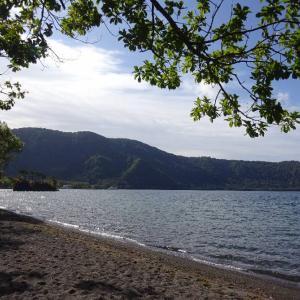 「十和田湖」乙女の像とビッケの勘違い。∪o・ェ・o∪きゅ~ん♪