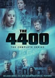 海外ドラマ『4400 未知からの生還者』