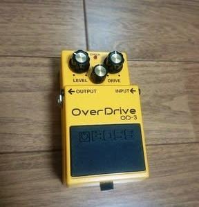 BOSS OD-3 Over Drive