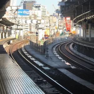 品川駅ホーム〜フォトウォーク