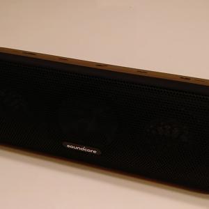 買ってよかったAnker soundcore Mothon+  スピーカー。音がやばい!