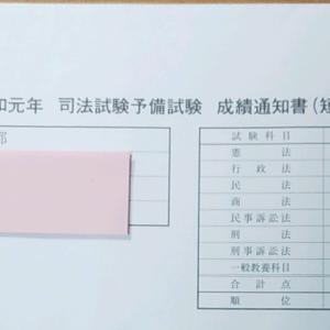 2019年の振り返り~予備試験短答式試験【予備試験】