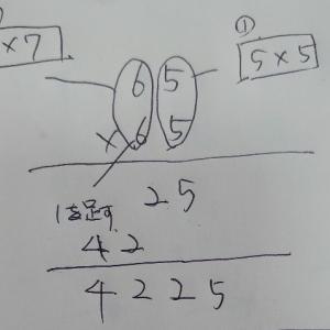 ドンドン式計算