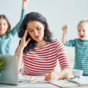 ストレスだらけのママが、一瞬で幸せになる方法
