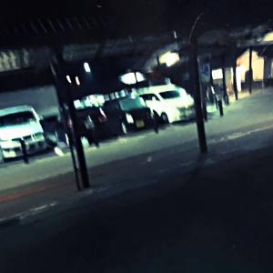 【MotoVlog】野宿で下道 予算5000円の旅 真夜中の道の駅2.mp4
