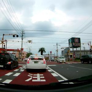 下道 熊本IC→国道57号線経由→ミルクロード→由布院→別府IC ドライブレコーダー FHD0016