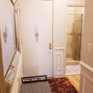 ミニマリストのバスルーム