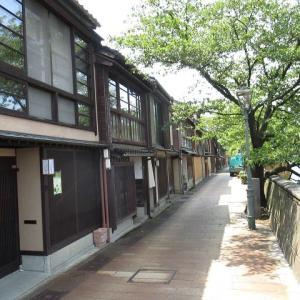 【石川県】主計町(金沢市)
