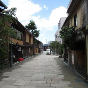 【石川県】にし茶屋街「西廓」(金沢市)