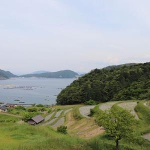 福井の日引の棚田に行ってきました。