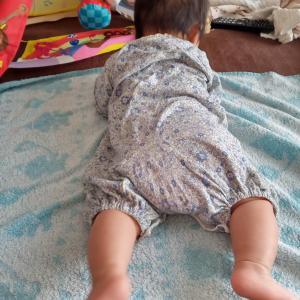 【生後4か月】娘の4ヶ月健診