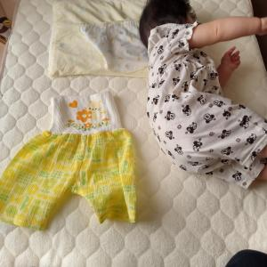 【生後5か月】完母の生活リズム