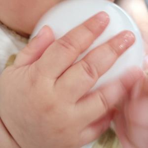 【生後5か月】離乳食始めました