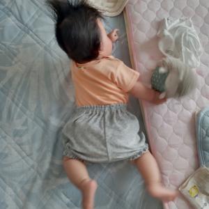 【生後6ヶ月】いい加減に寝ろて!!赤ちゃんにキレる私って‥‥