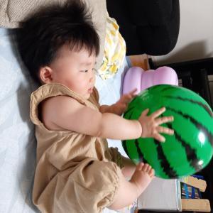 【生後6ヶ月】夜泣き&眠りが浅い