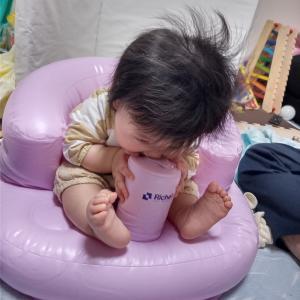 【生後6ヶ月】7ヶ月目前!離乳食の進み具合