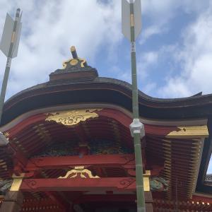 穴場パワースポット・石清水八幡宮