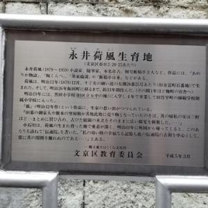 永井荷風育成地