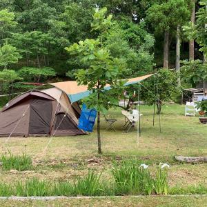 キャンプ ナウ(古い😅)。疲れました。何もしたくありませんが温泉♨️入ってきます🙇♂️。