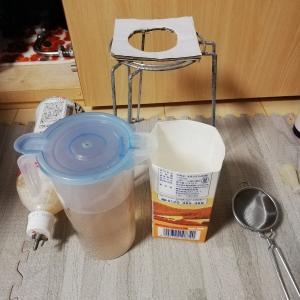 ブラインシュリンプを沸かすアイテム