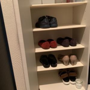【靴箱】ミニマリストの靴、1足減りました