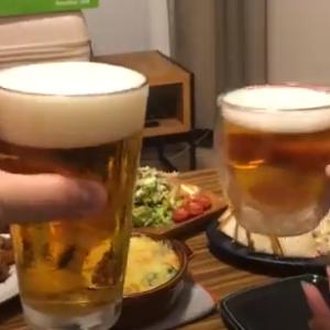 クラフトビール飲みながら昼飲み出来る楽しさをマンキツ