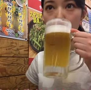 一人飲みが増えてます!女性も多く居酒屋へ通います。