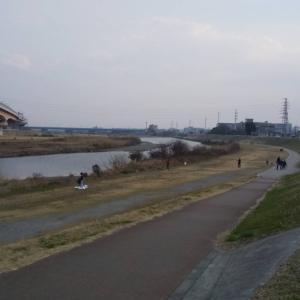 猪名川(川西側)を南へ行く①より前