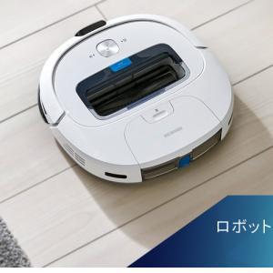 アイリスオーヤマのロボット掃除機。口コミや評判は?【IC-R01-W】