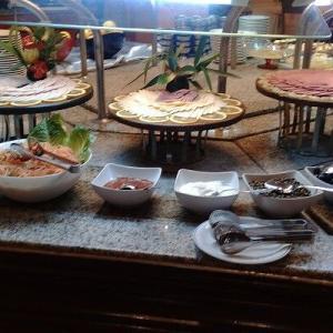 チュニジア3-1朝ご飯と朝のラ・カスバ