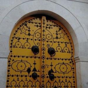 チュニジア5-18チュニス旧市街③~夕食
