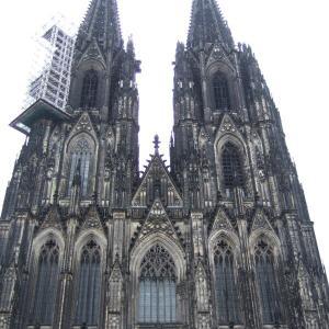 ドイツ王道2-2ケルン大聖堂【過去編】
