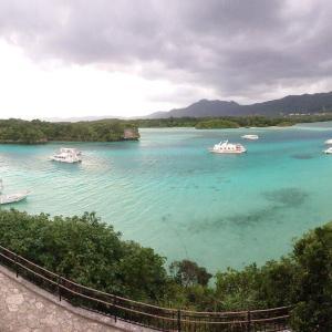 Goto石垣島3-1川平湾の美しすぎる海