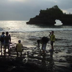 バリ島&ジャワ島4-6タナロット寺院から帰国【過去編】