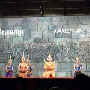 カンボジア2-17アプサラの踊りなど【過去編】