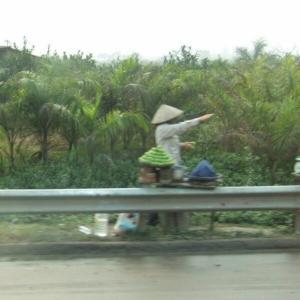ベトナム北部2-1ハロン湾へ&ランチクルーズ【過去編】