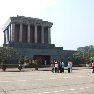 ベトナム北部3-2ホー・チ・ミン廟@ハノイ【過去編】