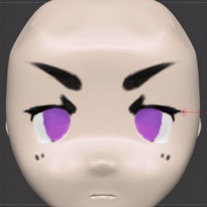 ZBrush はじめてのフィギュア制作日記 Part1