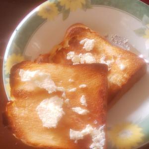 余った生クリームでバターを作ってみた