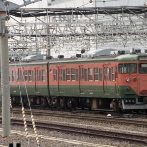 JR東海の113系